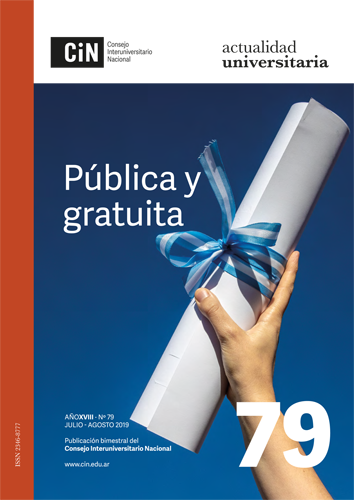 Revista CIN Actualidad Universitaria # 79