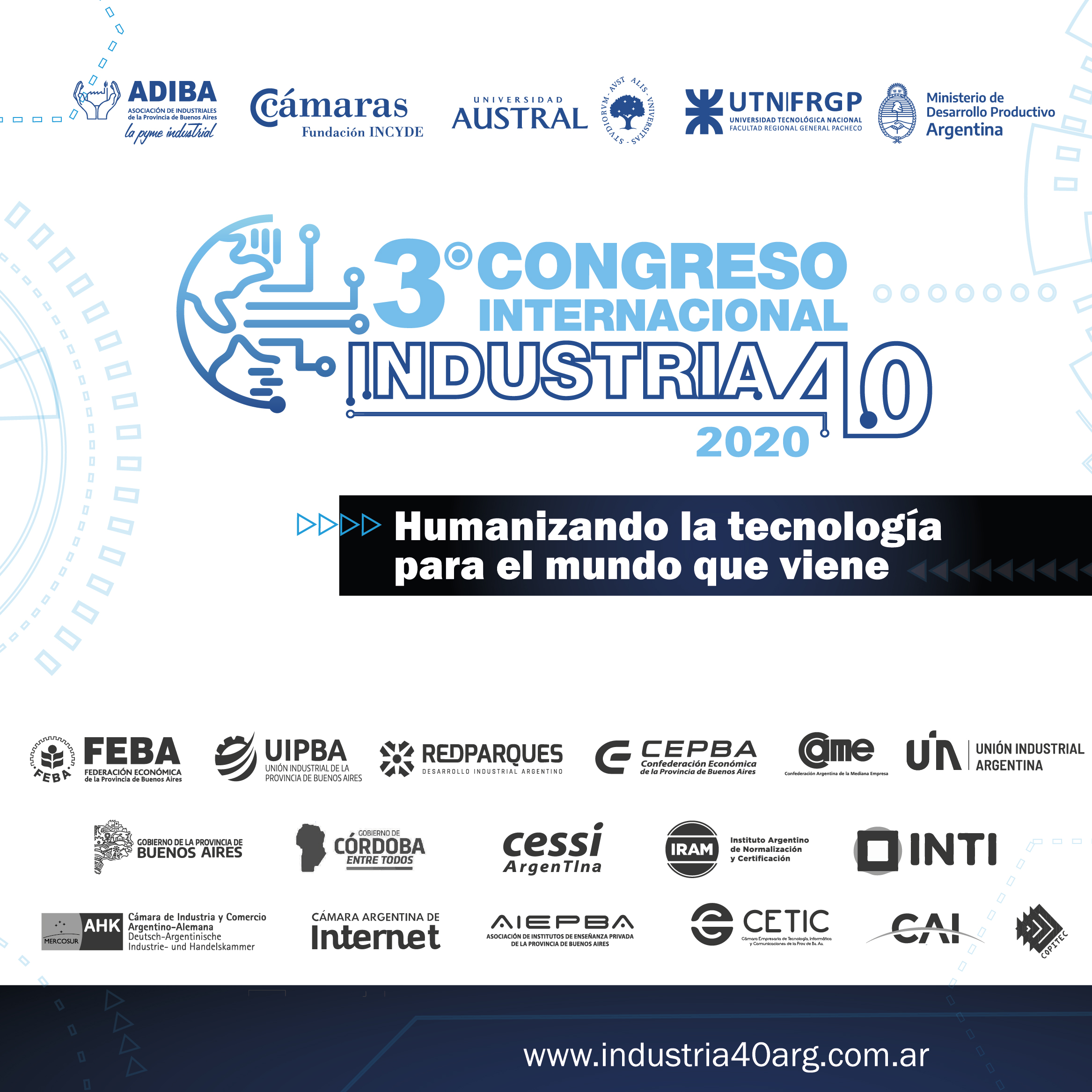3° Congreso Internacional de Industria 4.0